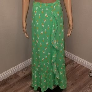 SEE YOU MONDAY  MAXI SKIRT  SIZE SMALL